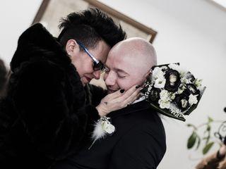 Le nozze di Raffaella e Antonio