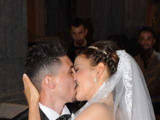 Le nozze di Angelo Licciardello e Ariton Elena