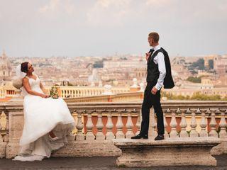 Le nozze di Flavio e Martina