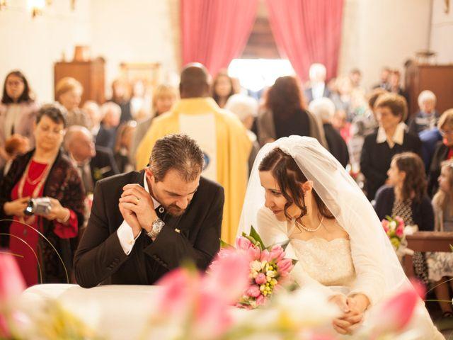 Il matrimonio di Pietro e Stefania a Montorio al Vomano, Teramo 4