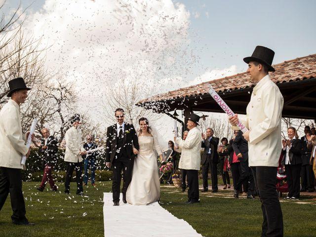 Il matrimonio di Pietro e Stefania a Montorio al Vomano, Teramo 5