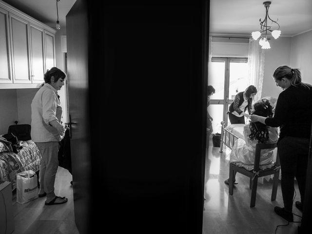 Il matrimonio di Pietro e Stefania a Montorio al Vomano, Teramo 10