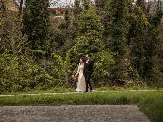Il matrimonio di Pietro e Stefania a Montorio al Vomano, Teramo 13