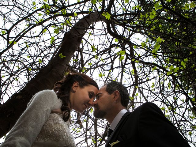 Il matrimonio di Pietro e Stefania a Montorio al Vomano, Teramo 14