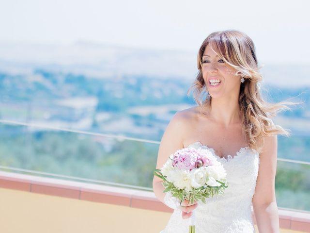 Il matrimonio di Pietro e Stefania a Caltanissetta, Caltanissetta 31