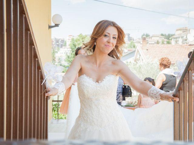 Il matrimonio di Pietro e Stefania a Caltanissetta, Caltanissetta 39
