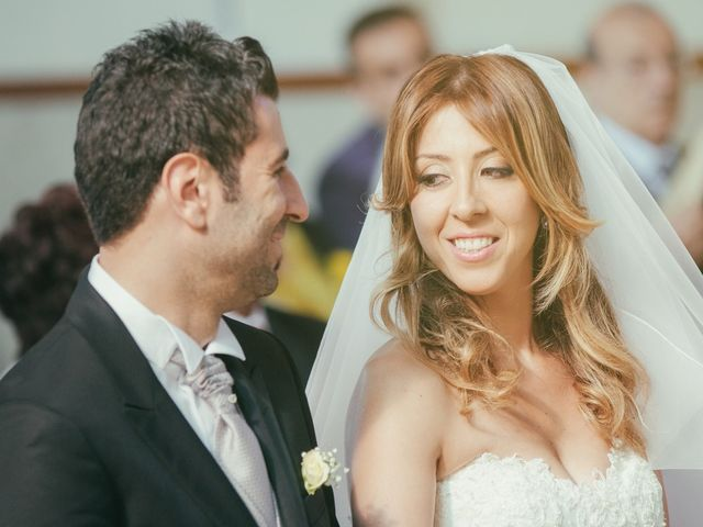 Il matrimonio di Pietro e Stefania a Caltanissetta, Caltanissetta 49