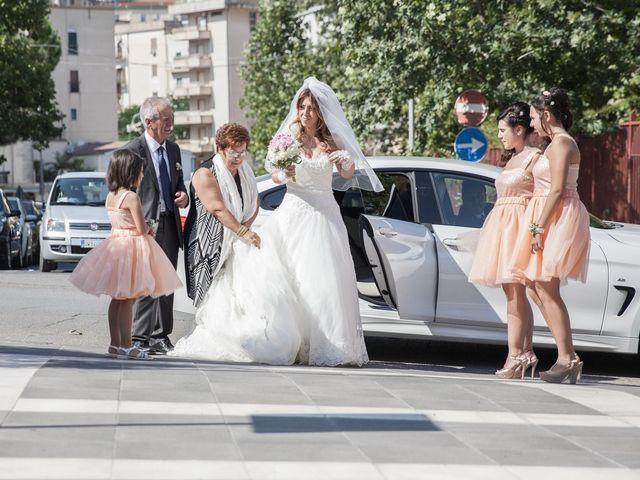 Il matrimonio di Pietro e Stefania a Caltanissetta, Caltanissetta 52