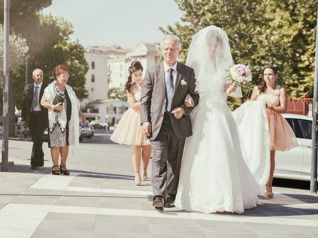 Il matrimonio di Pietro e Stefania a Caltanissetta, Caltanissetta 53
