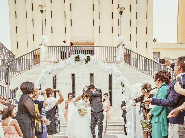 Il matrimonio di Pietro e Stefania a Caltanissetta, Caltanissetta 61