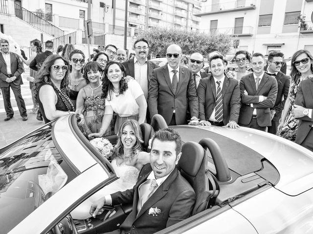 Il matrimonio di Pietro e Stefania a Caltanissetta, Caltanissetta 64