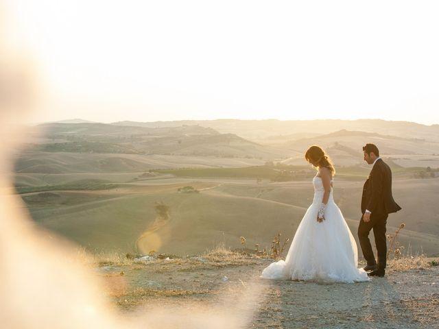 Il matrimonio di Pietro e Stefania a Caltanissetta, Caltanissetta 75