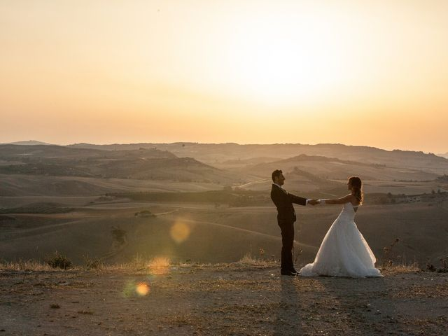 Il matrimonio di Pietro e Stefania a Caltanissetta, Caltanissetta 76