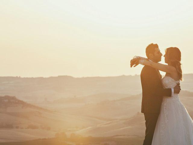 Il matrimonio di Pietro e Stefania a Caltanissetta, Caltanissetta 77