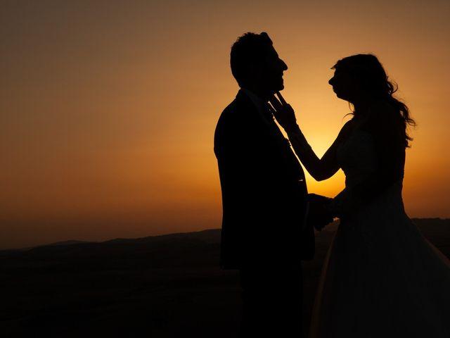 Il matrimonio di Pietro e Stefania a Caltanissetta, Caltanissetta 79