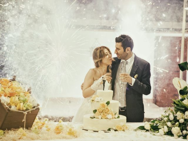 Il matrimonio di Pietro e Stefania a Caltanissetta, Caltanissetta 95
