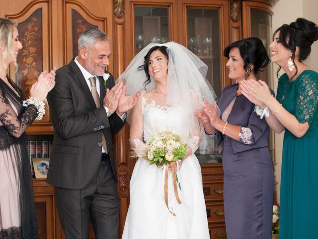 Il matrimonio di Gianluigi e Tonia a Napoli, Napoli 77