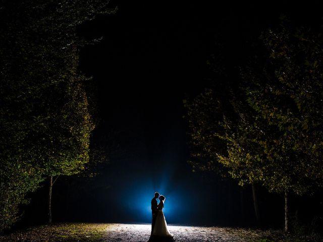 Il matrimonio di Simone e Clara a Mortara, Pavia 2