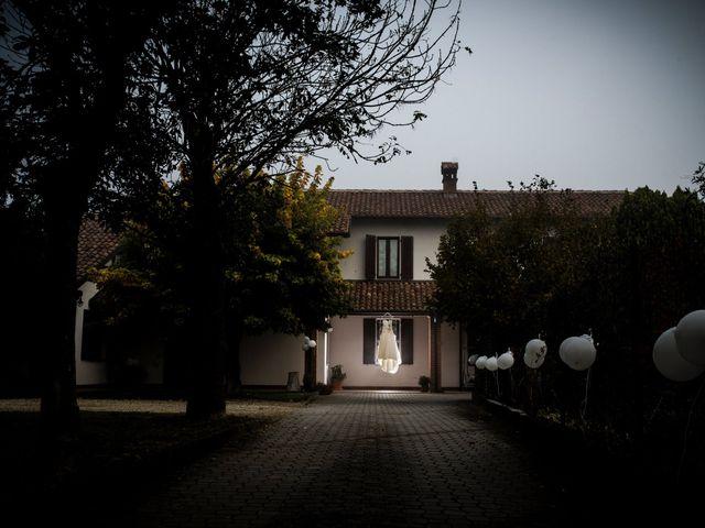 Il matrimonio di Simone e Clara a Mortara, Pavia 3
