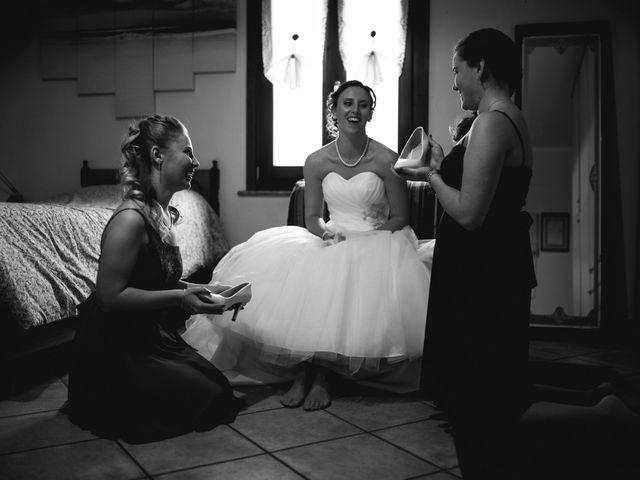 Il matrimonio di Simone e Clara a Mortara, Pavia 8