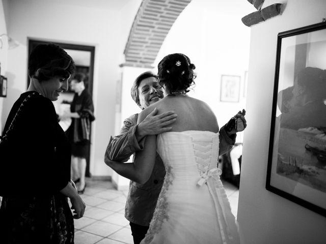 Il matrimonio di Simone e Clara a Mortara, Pavia 9