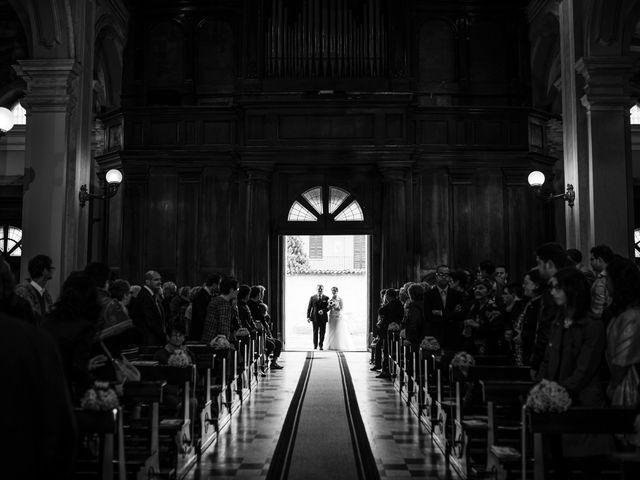 Il matrimonio di Simone e Clara a Mortara, Pavia 13