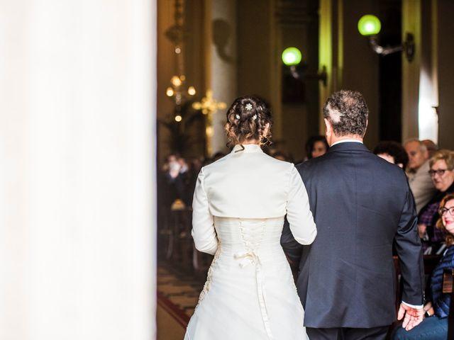 Il matrimonio di Simone e Clara a Mortara, Pavia 14