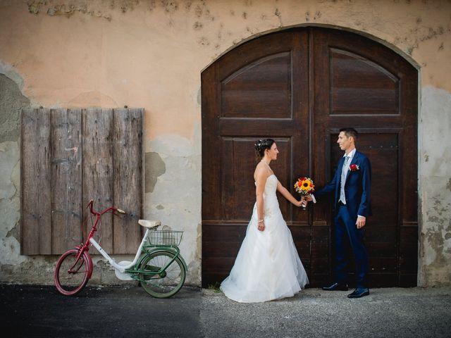 Il matrimonio di Simone e Clara a Mortara, Pavia 21