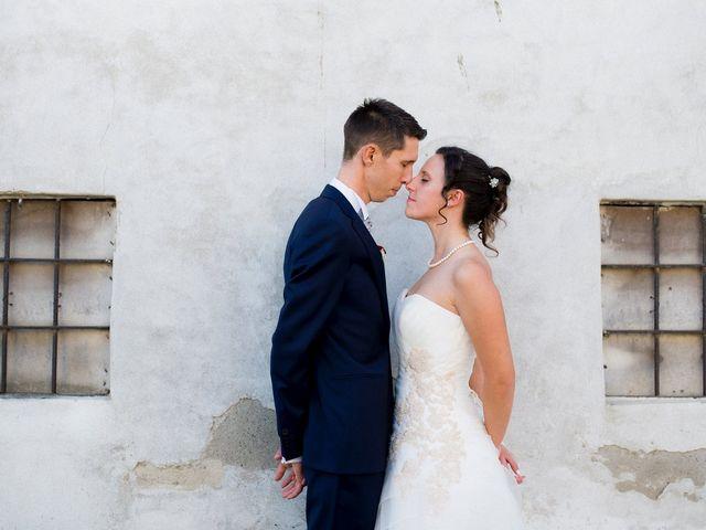 Il matrimonio di Simone e Clara a Mortara, Pavia 22