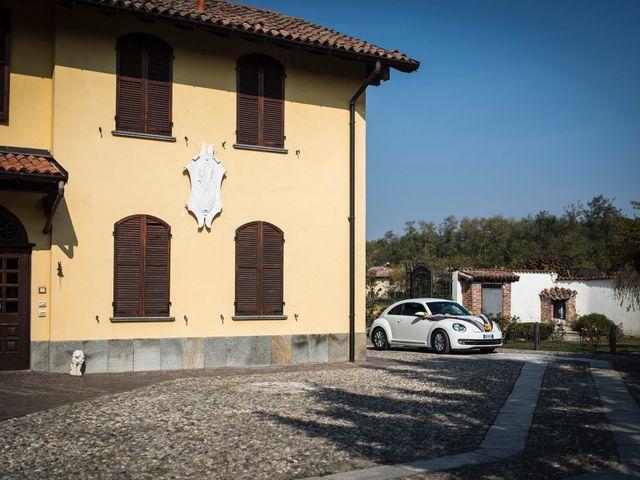 Il matrimonio di Simone e Clara a Mortara, Pavia 25