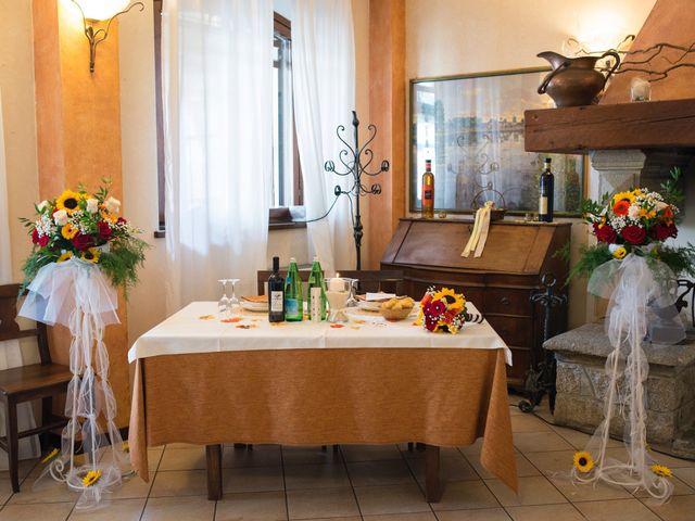 Il matrimonio di Simone e Clara a Mortara, Pavia 29