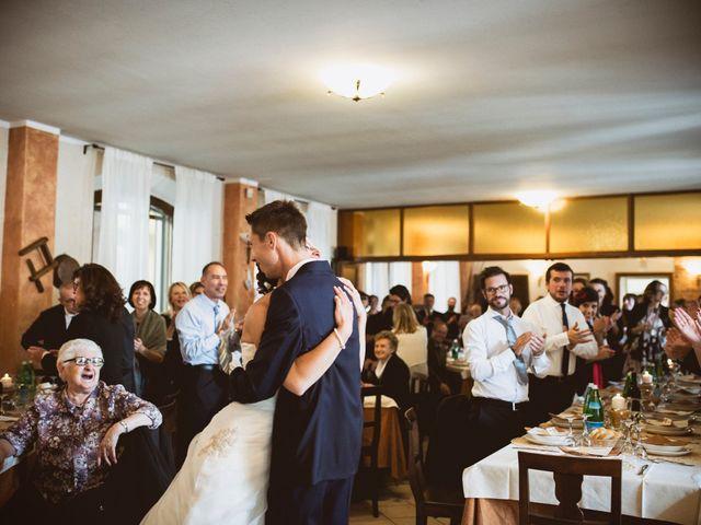 Il matrimonio di Simone e Clara a Mortara, Pavia 38