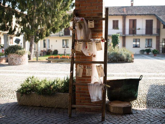 Il matrimonio di Simone e Clara a Mortara, Pavia 40