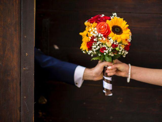 Il matrimonio di Simone e Clara a Mortara, Pavia 43