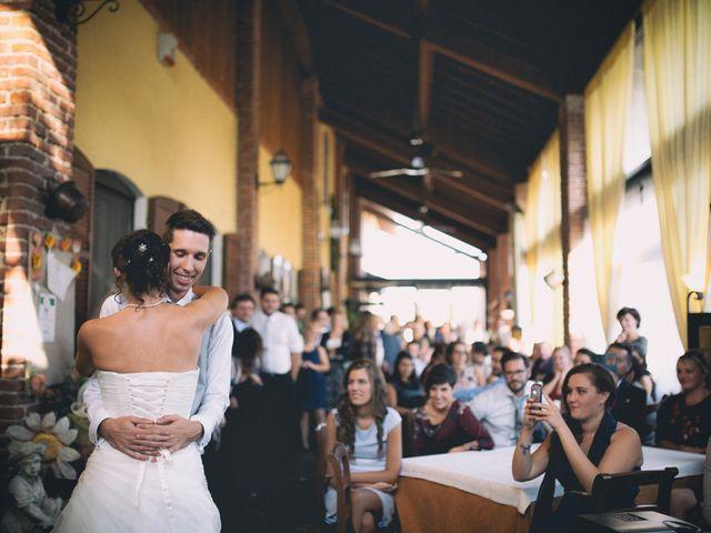 Il matrimonio di Simone e Clara a Mortara, Pavia 44