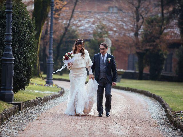 le nozze di Barbara e Gianmaria