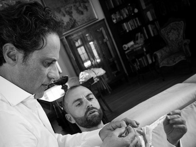 Il matrimonio di Alessandro e Laura a Grottaferrata, Roma 17