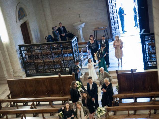 Il matrimonio di Alessandro e Laura a Grottaferrata, Roma 30