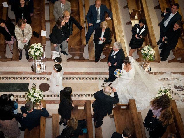 Il matrimonio di Alessandro e Laura a Grottaferrata, Roma 34