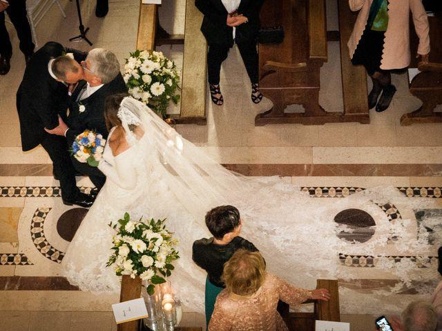Il matrimonio di Alessandro e Laura a Grottaferrata, Roma 35