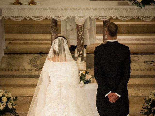 Il matrimonio di Alessandro e Laura a Grottaferrata, Roma 37