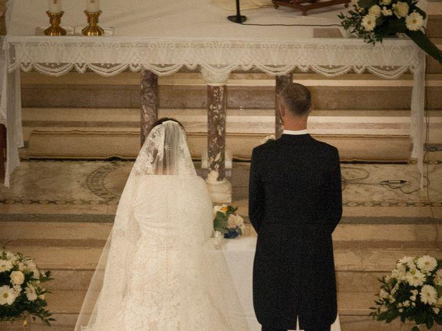 Il matrimonio di Alessandro e Laura a Grottaferrata, Roma 38