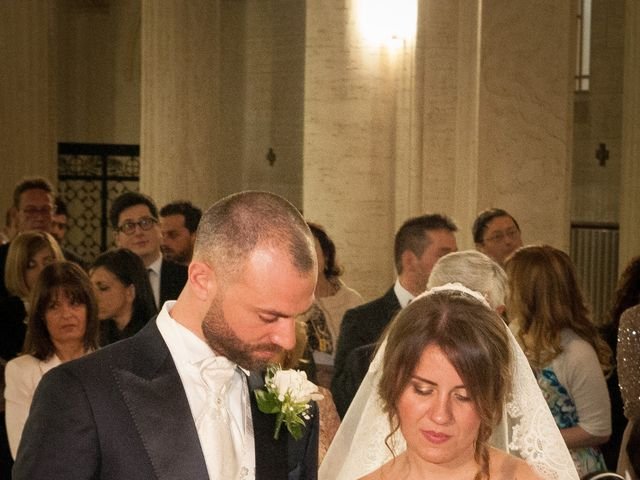 Il matrimonio di Alessandro e Laura a Grottaferrata, Roma 39