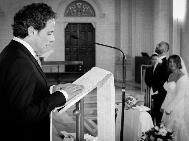 Il matrimonio di Alessandro e Laura a Grottaferrata, Roma 40