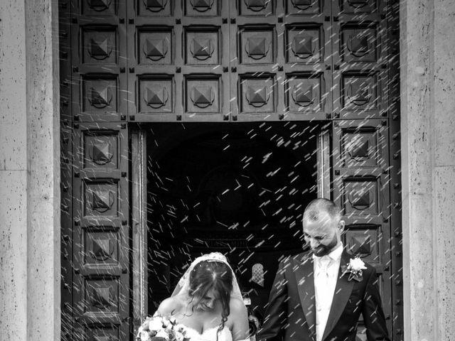 Il matrimonio di Alessandro e Laura a Grottaferrata, Roma 43