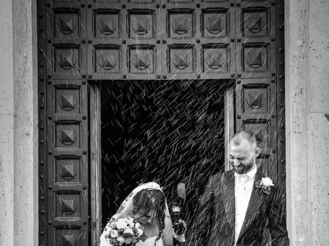 Il matrimonio di Alessandro e Laura a Grottaferrata, Roma 44