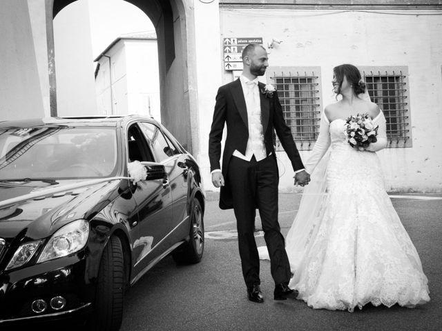 Il matrimonio di Alessandro e Laura a Grottaferrata, Roma 46