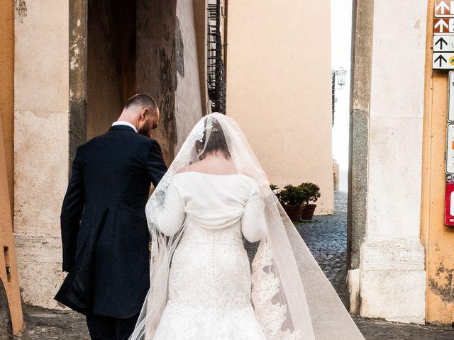 Il matrimonio di Alessandro e Laura a Grottaferrata, Roma 47