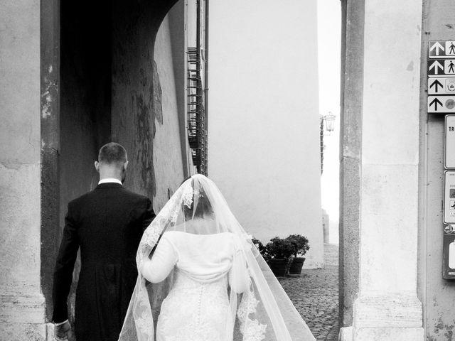 Il matrimonio di Alessandro e Laura a Grottaferrata, Roma 48