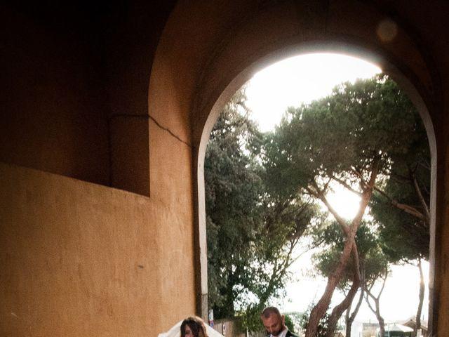 Il matrimonio di Alessandro e Laura a Grottaferrata, Roma 49
